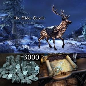 The Elder Scrolls Online The Hailcinder Mount Pack