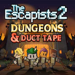 The Escapists 2 Dungeons and Duct Tape