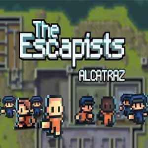 The Escapists Alcatraz