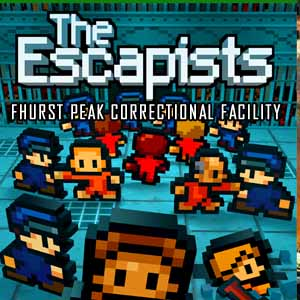 Comprar The Escapists Fhurst Peak Correctional Facility CD Key Comparar Precios