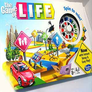 Comprar THE GAME OF LIFE Spin to Win CD Key Comparar Precios