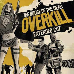 Comprar The House of the Dead Overkill PS3 Code Comparar Precios