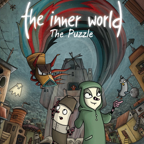 Comprar The Inner World The Puzzle CD Key Comparar Precios