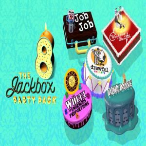 Comprar The Jackbox Party Pack 8 CD Key Comparar Precios