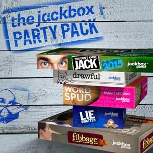 Comprar The Jackbox Party Pack CD Key Comparar Precios