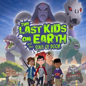 Comprar The Last Kids on Earth and the Staff of Doom Nintendo Switch Barato comparar precios