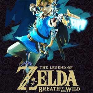 Comprar The Legend of Zelda Breath of the Wild Wii U Descargar Código Comparar precios