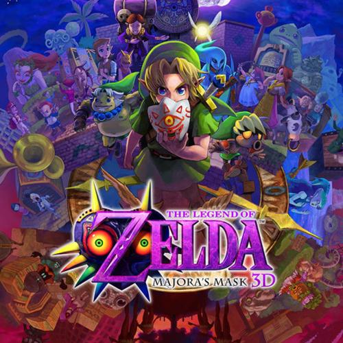 Comprar The Legend Of Zelda Majora's Mask Nintendo 3DS Descargar Código Comparar precios