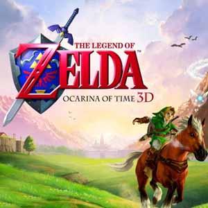 Comprar The Legend of Zelda Ocarina of Time 3D Nintendo 3DS Descargar Código Comparar precios