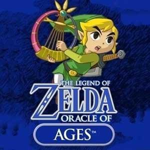 Comprar The Legend of Zelda Oracle of Ages Nintendo 3DS Descargar Código Comparar precios