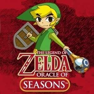 Comprar The Legend of Zelda Oracle of Seasons Nintendo 3DS Descargar Código Comparar precios