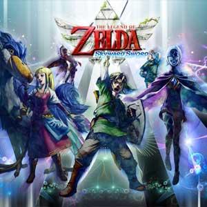 Comprar The Legend of Zelda Skyward Sword Wii U Descargar Código Comparar precios