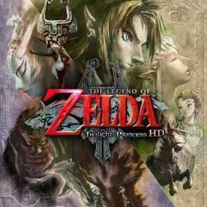 Comprar The Legend of Zelda Twilight Princess HD Nintendo Wii U Descargar Código Comparar precios