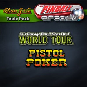 The Pinball Arcade Alvin G & Co Table Pack