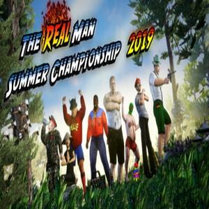 The Real Man Summer Championship 2019