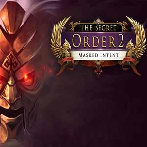 The Secret Order 2 Masked Intent