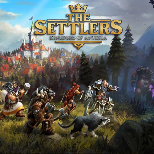 Comprar The Settlers 8 Kingdoms of Anteria CD Key Comparar Precios