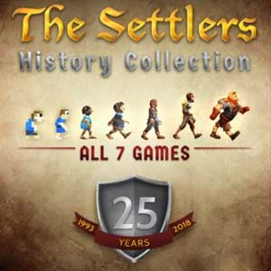 Comprar The Settlers History Collection CD Key Comparar Precios
