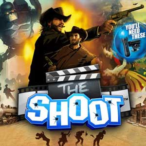 Comprar The Shoot PS3 Code Comparar Precios