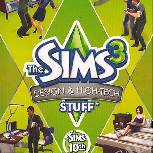 Comprar The Sims 3 Design and Hi-Tech Stuff CD Key Comparar Precios