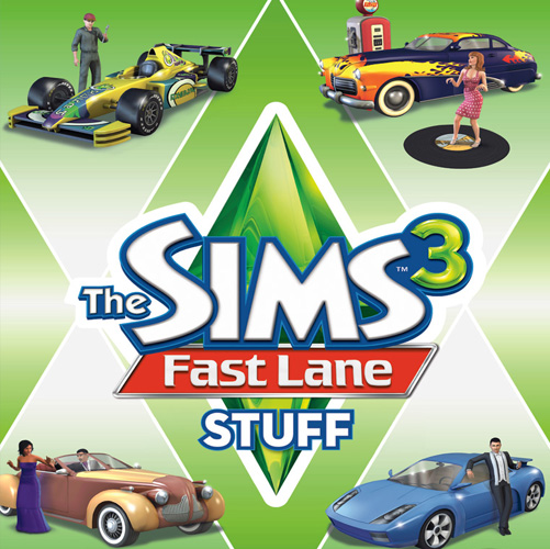 Comprar The Sims 3 Fast Lane Stuff CD Key Comparar Precios
