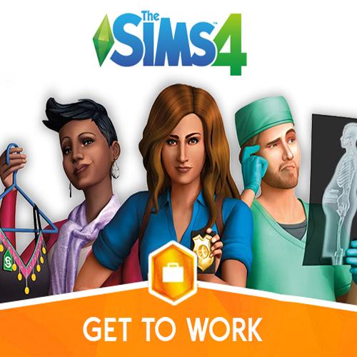 Comprar The Sims 4 Get to Work CD Key Comparar Precios