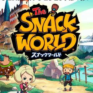 Comprar The Snack World 3DS Descargar Código Comparar precios