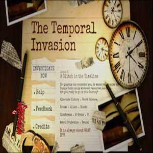 Comprar The Temporal Invasion CD Key Comparar Precios