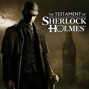Comprar The Testament of Sherlock Holmes Xbox 360 Code Comparar Precios