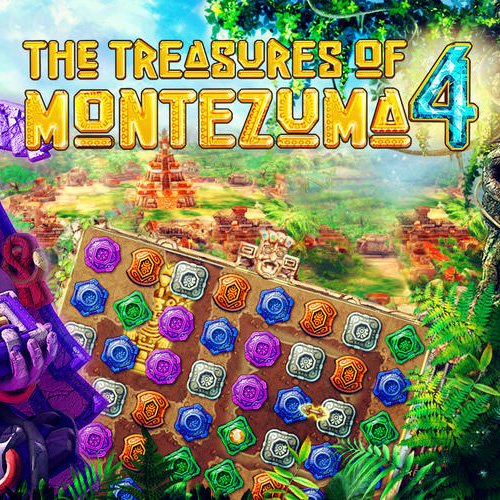 Comprar The Treasures of Montezuma 4 CD Key Comparar Precios