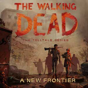 Comprar The Walking Dead The Telltale Series A New Frontier PS4 Code Comparar Precios