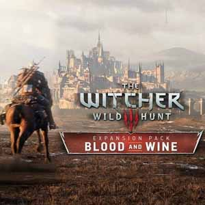 Comprar The Witcher 3 Wild Hunt Blood and Wine PS4 Code Comparar Precios