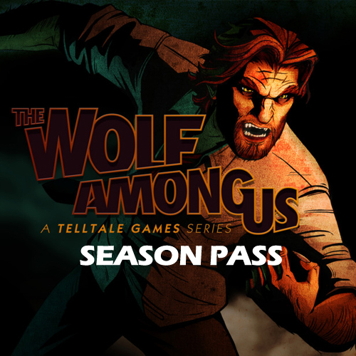 Comprar The Wolf Among Us Season Pass CD Key Comparar Precios