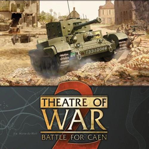 Comprar Theatre of War 2 Battle for Caen CD Key Comparar Precios
