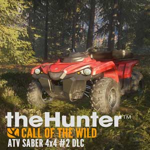 Comprar theHunter Call of the Wild ATV Saber 4X4 CD Key Comparar Precios