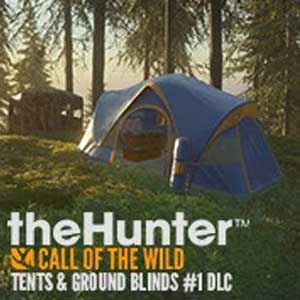 Comprar theHunter Call of the Wild Tents and Ground Blinds CD Key Comparar Precios