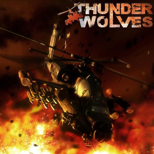 Descargar Thunder Wolves - key Steam