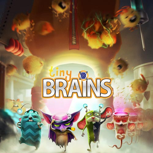 Descargar Tiny Brains - PC key Steam