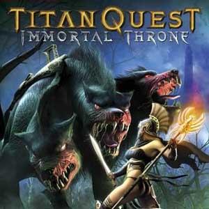 Comprar Titan Quest Immortal Throne CD Key Comparar Precios