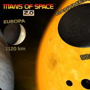 Comprar Titans of Space 2.0 CD Key Comparar Precios
