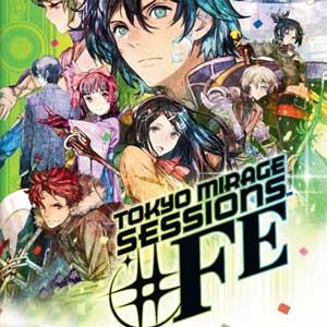 Comprar Tokyo Mirage Sessions #FE Nintendo Wii U Descargar Código Comparar precios