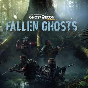 Comprar Tom Clancys Ghost Recon Wildlands Fallen Ghosts CD Key Comparar Precios