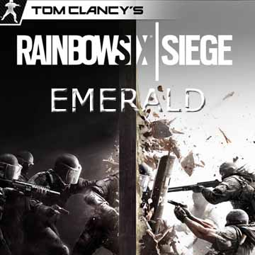 Comprar Tom Clancys Rainbow Six Siege Emerald CD Key Comparar Precios