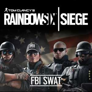 Tom Clancy's Rainbow Six Siege FBI SWAT Racer Pack