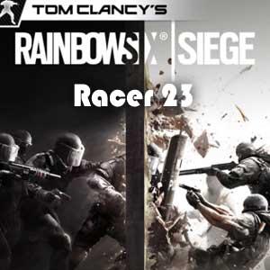 Comprar Tom Clancys Rainbow Six Siege Racer 23 CD Key Comparar Precios