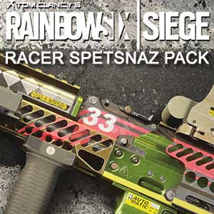 Comprar Tom Clancys Rainbow Six Siege Racer Spetsnaz Pack CD Key Comparar Precios