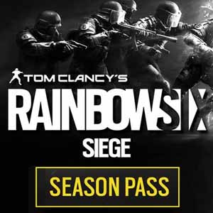 Comprar Tom Clancys Rainbow Six Siege Season Pass Xbox One Code Comparar Precios