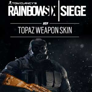 Comprar Tom Clancys Rainbow Six Siege Topaz Weapon Skin CD Key Comparar Precios