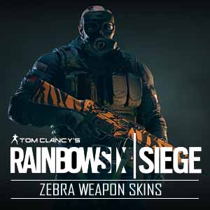 Comprar Tom Clancys Rainbow Six Siege Zebra Weapon Skins Xbox One Code Comparar Precios