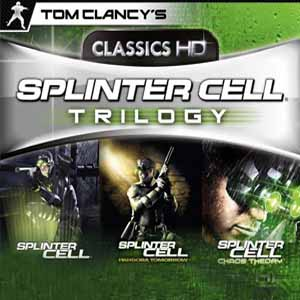 Comprar Tom Clancys Splinter Cell Classic Trilogy HD Ps3 Code Comparar Precios